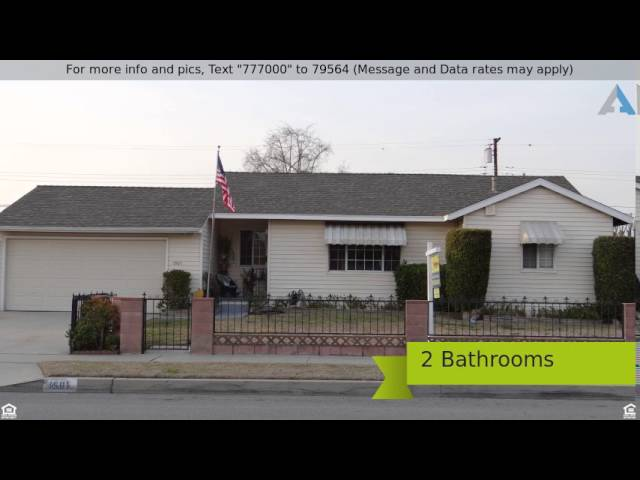 Priced at $489,000 - 1501 South Sunkist Avenue, West Covina, CA 91790