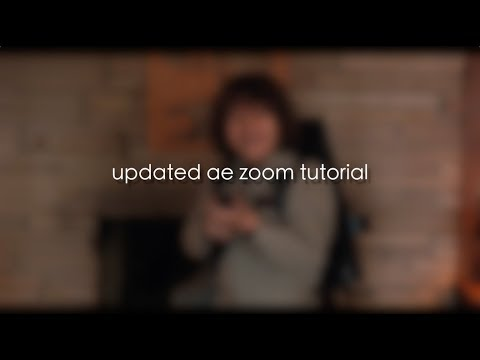 updated smooth zoom in / zoom out transition tutorial for