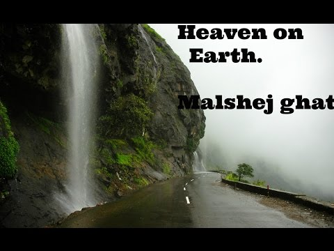 Ride to Malshej Ghat in Monsoon | Rainy season