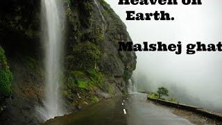 Ride to Malshej Ghat in Monsoon | Rainy season