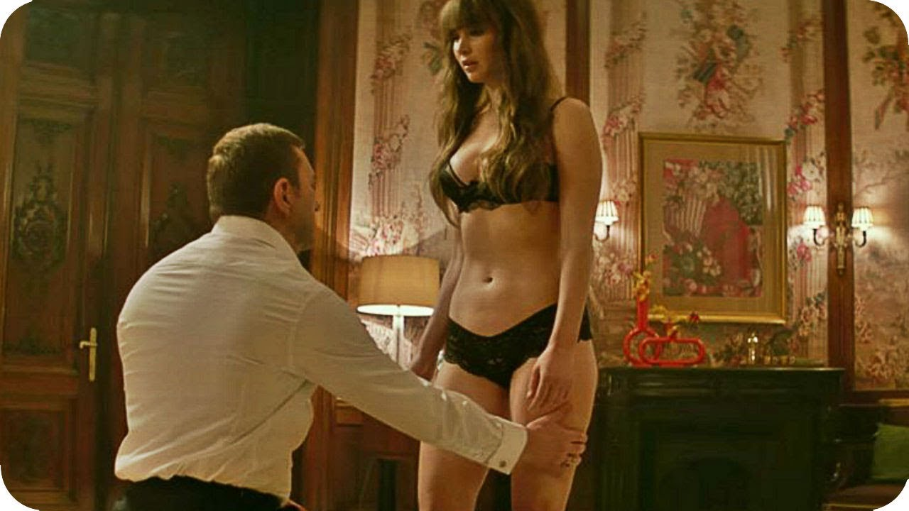 Red Sparrow Official Trailer 2018 Sexy Movie - Youtube-2929