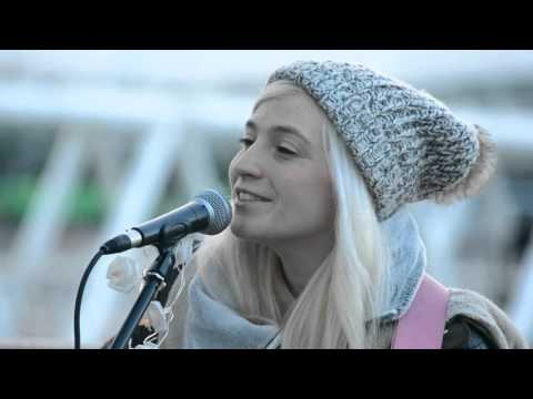 Charlotte Campbell - music on the streets of London