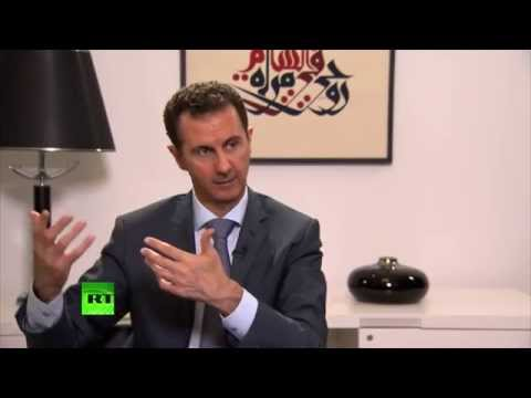 Syria 'in a state of complete war' with terrorism - Assad (FULL INTERVIEW)