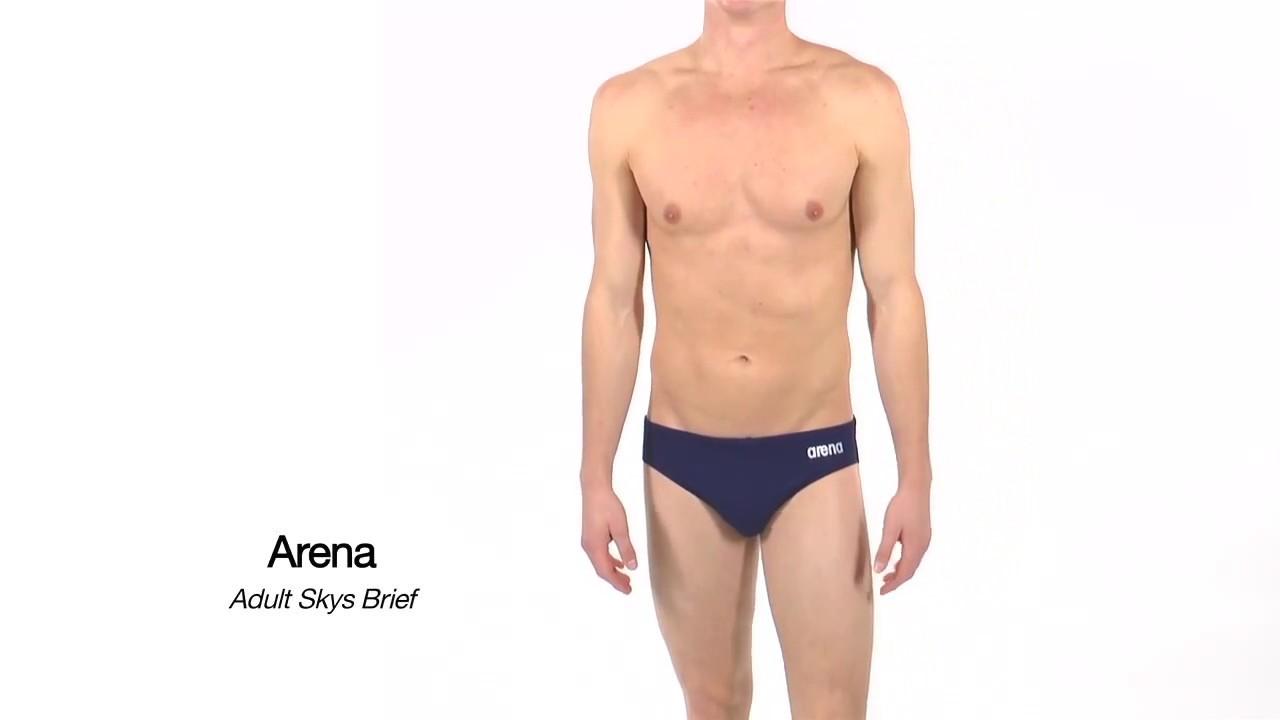 Arena Mens Skys MaxLife Brief Swimsuit