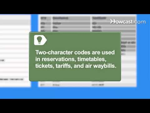 How to Get an IATA Code