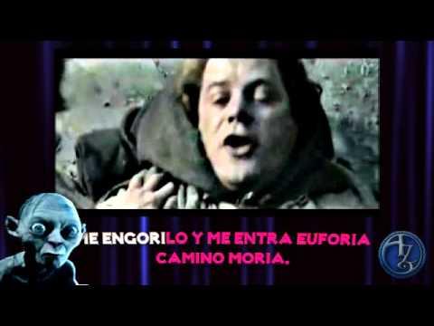 EL RENO RENARDO - Camino Moria (karaoke by Azzurro)