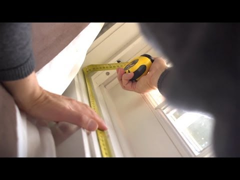 How To Measure For Curtains | At Home With P. Allen Smith