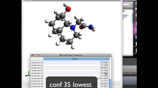 Building complicated molecules in Avogadro in 4 acts