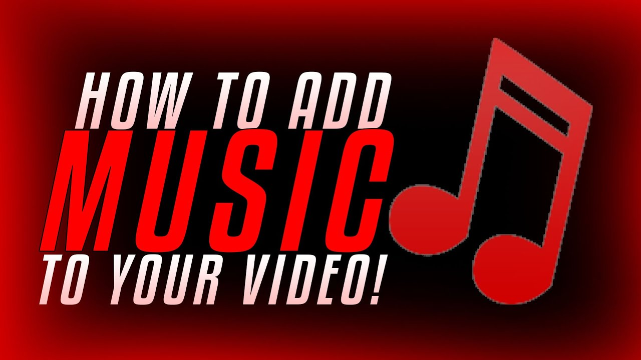 How To Add Music To Your Videos With Youtube Editor 2016 Youtube