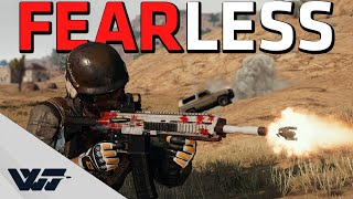 FEARLESS - You're stronger without fear - PUBG