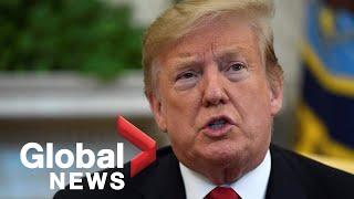 Coronavirus: Trump touts economic gains as total U.S. COVID-19 deaths surpass 130,000 | LIVE