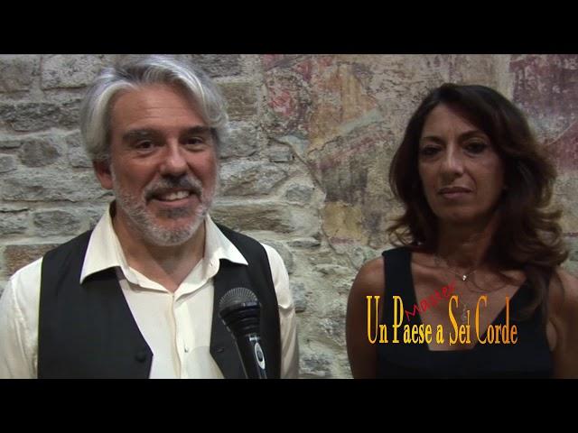 Armeno 19 luglio Angela Centola & Roberto Margaritella. Un Paese a Sei Corde