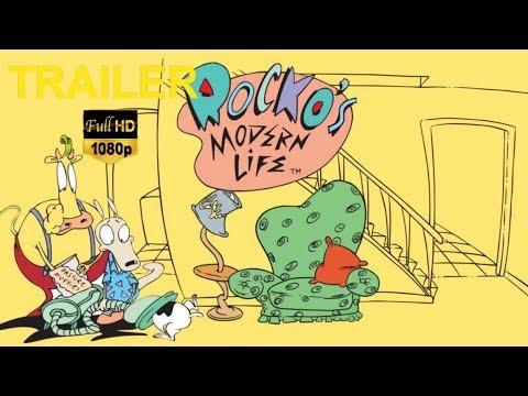 La vida moderna de Rocko cambio de chip Trailer Netflix | Español Latino