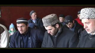 Открытие мечети в с Тохота...