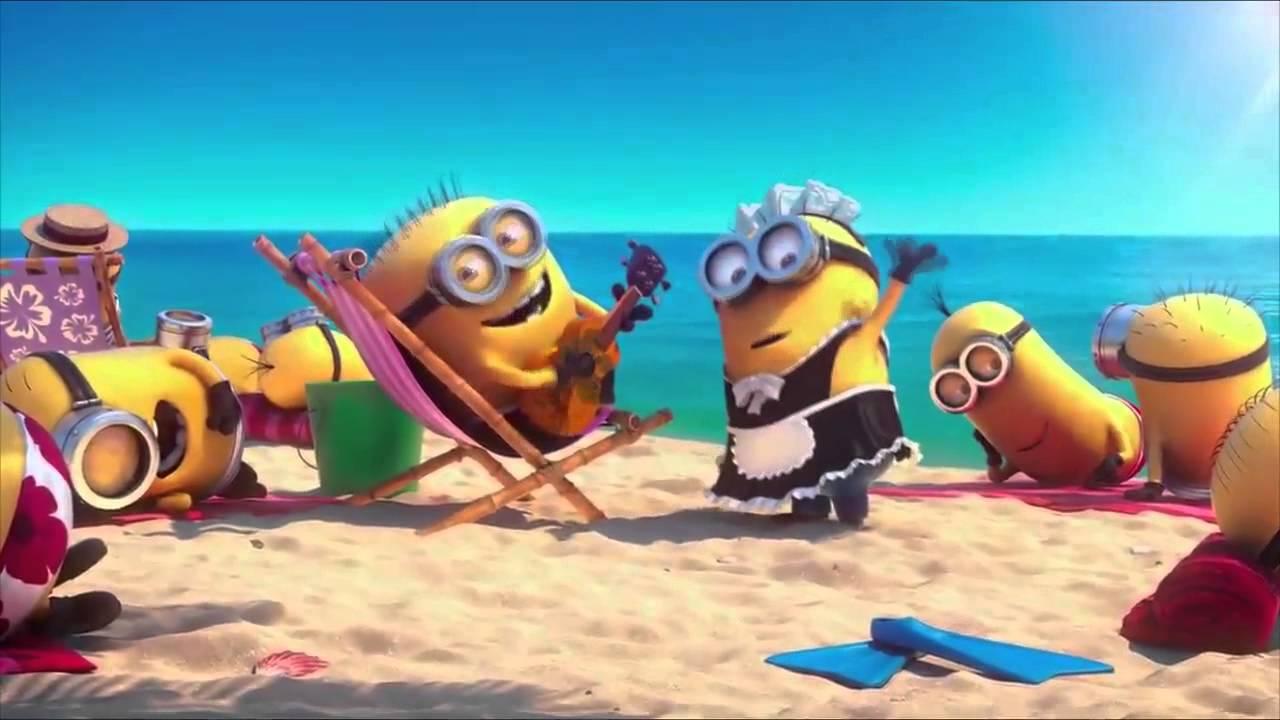 Despicable Me 3 2016  Minion Swim 2015 HD Frist Look   YouTube