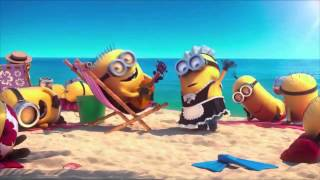 Despicable Me 3  2016- Minion Swim 2015 HD Frist look