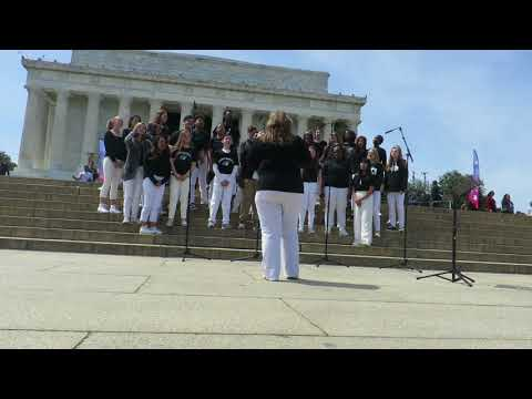 Perry Hall Middle School Performs at America Signs