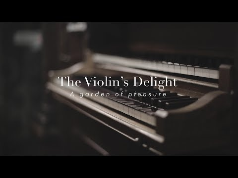 The violin's delight - A garden of pleasure, 17th century virtuoso violin music