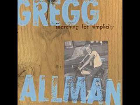 Gregg Allman   Love The Poison with Lyrics in Description