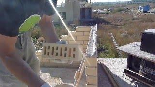 для каменщиков мастеров и начинающих...урок по кладке кирпича от Нивка111