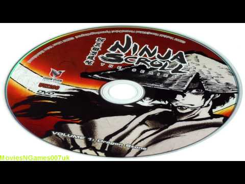 Ninja Scroll: Series - Opening Theme