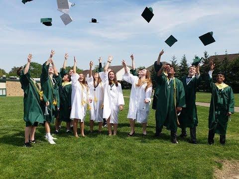 2018 Novi High School Senior  Memory Video