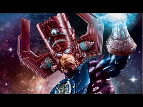 Is Thanos Trying To Stop GALACTUS? - Avengers Endgame
