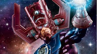 Is Thanos Trying To Stop GALACTUS - Avengers Endgame