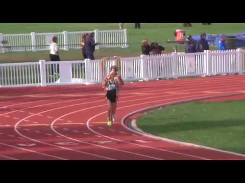 Women 10,000 meter Run    Mountain West Outdoor Champs 2014 16May14