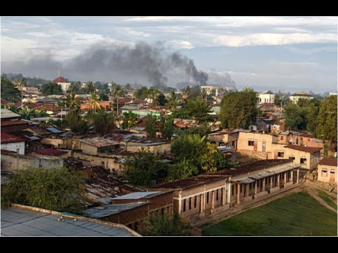 Street Clashes, Gunfire Erupt Again In Burundi Capital