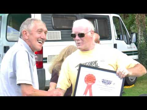National Microcar Rally 2016, Heinkel Bubble Car, Trojan, Messerschmitt KR200, Isetta bubble car