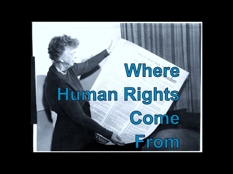 Where (Legally) Do Human Rights Come From?