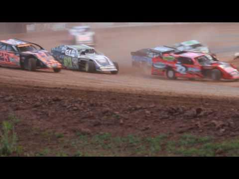 USMTS B Main #2 Luxemburg Speedway 7-11-17