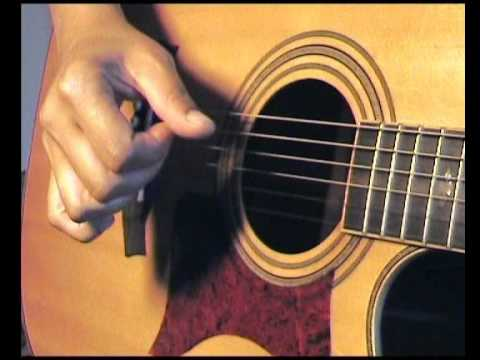 tutorial The Wings-Gustavo Santaolalla-part 2 pluckin' and strumming with tabs mp3