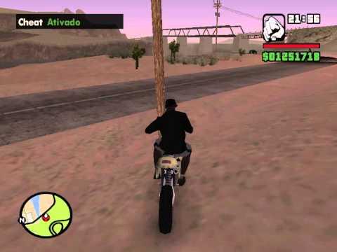 Gta San Andreas Bug Da Moto Sem Som