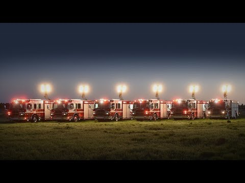 Calgary 6-Unit Heavy Rescue Lineup