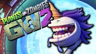 Plants vs. Zombies: GW 2 #79 - UNICORN CHOMPER