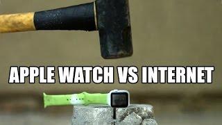 Apple Watch vs. Internet
