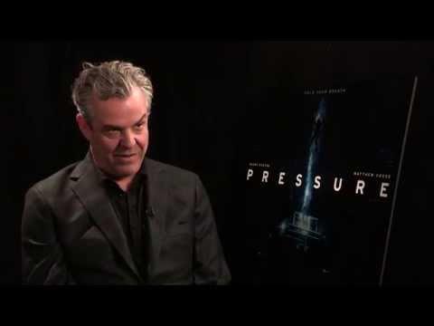 Pressure - Danny Huston interview