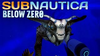Subnautica Below Zero #08 | Enzym 42 & Sea Emperor Leviathan  | Gameplay German Deutsch thumbnail