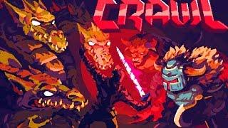 Crawl 2017 Full HD Gameplay прохождение игры НОВЫЕ ИГРЫ НА ПК