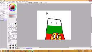 How To Draw Countryballs - How To Draw Bulgartangle Anschlussing FYROMball!