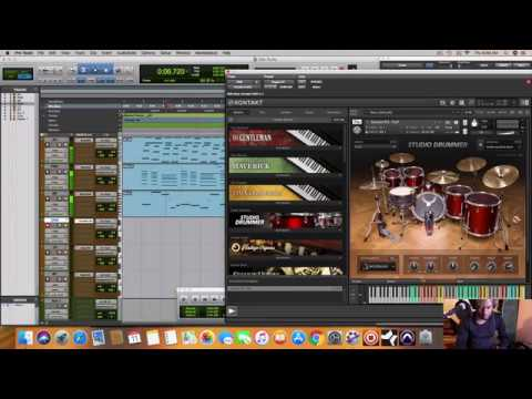 Making A Reggae Beat From Start To Finish