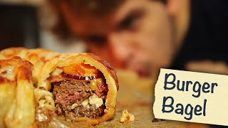 Pizza Burger Bagel - Kochen EXTREME