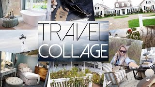 New Year's Resolution | Travel Collage | HGTV Dream Home 2015 | ANNEORSHINE Thumbnail