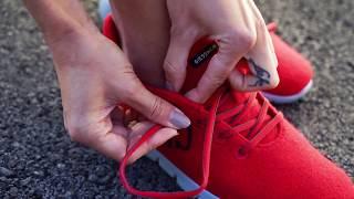 4 creative ways to tie your shoelaces! Giesswein Merino Runners #giesswein