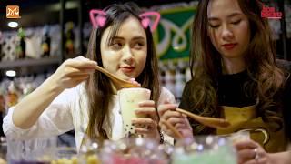 Workshop Trà sữa dành cho Top 20 Ngôi Sao Mùa Hè HHT | HNAAu