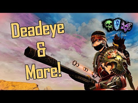 Guild Wars 2 - July Balance Patch Update! Deadeye 3.0 & More! thumbnail