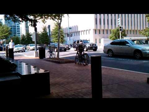 sample 720p EVO 4g video in Washington D.C.