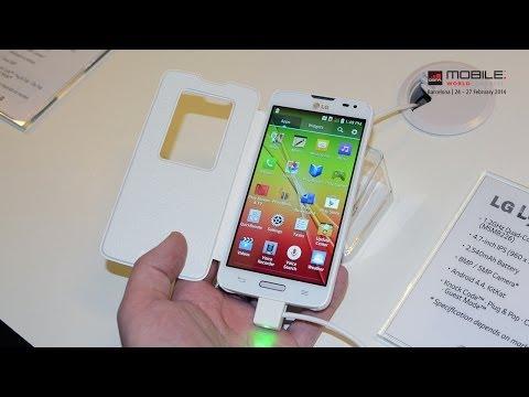 LG L40, L70 a L90 (MWC 2014)